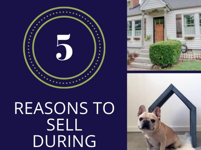 5 Reasons to sell during Covid Cover